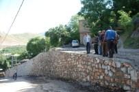HÜSEYİN OLAN - Bitlis Belediyesi'nden Yol Genişletme Çalışması