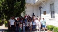 OSMAN HAMDİ BEY - Çölyak Ve Fenilketonuri Hastaları Kocaeli'nin Tarihi Yerlerini Gezdiler