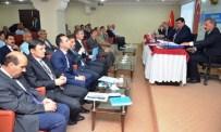 Erzincan'da 2016 Yılı 3. İl Koordinasyon Toplantısı Yapıldı