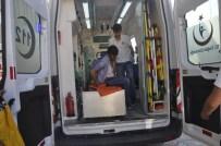 MUSTAFA FıRAT - İki Otomobil Çarpıştı Açıklaması 4 Yaralı