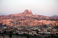 YERALTI ŞEHRİ - Kapadokya'da Turist Sayısı Düşmeye Devam Ediyor