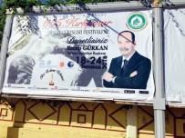 KEMER BELEDİYESİ - Kemer Belediyesi'nden Kırkpınar'a Davet Billboardu