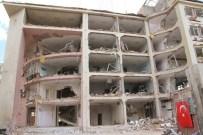 Midyat'ta Zarar Tespit Çalışması Sürüyor