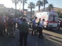 Milas'ta Bir Kişi Tartıştığı Annesini Bıçakladı