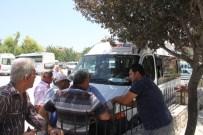 Milas'ta Minibüs Fareleri Tutuklandı