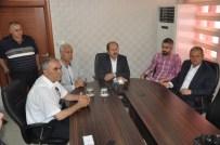 RAMAZAN CAN - Milletvekili Can Halk Günü Toplantısında Vatandaşlarla Biraya Geldi