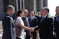 ÖĞRETMEN ATAMASI - Milli Eğitim Bakanı Yılmaz Diyarbakır'da