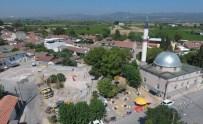 HÜSEYIN YARALı - Paşaköy'e Yeni Meydan Yapılıyor