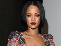 RIHANNA - Rihanna'dan Fransa'taki terör saldırısına tepki