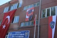 POLİS NOKTASI - Seyitgazi Kırka'da Polis Noktası Törenle Açıldı