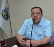 YAYA KALDIRIMI - Toplantıya Çağrılmayan Oda Başkanından Sosyal Medya Üzerinden Tepki