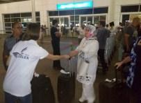 MEHMET BAHAR - Tunus'tan Antalya'ya İlk Charter Seferi Gerçekleştirildi