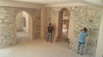 Turgutlu'nun Kültür Merkezinde Sona Yaklaşıldı