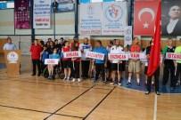 MUSTAFA ELDIVAN - Türkiye Bedensel Engelliler Badminton Şampiyonası Avanos'ta Başladı