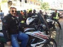 Türkiye'nin Motorcuları Uludağ'da Buluştu