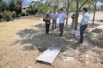 MUSEVİ CEMAATİ - Yahudi Mezarlığı Projesi İsrail Basınında