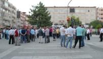 MEHMET AKIF ERSOY ÜNIVERSITESI - Burdur'da Darbe Protestosu
