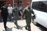 FATIH AKBULUT - Darbe Girişimine Adı Karışan 4 Pilot Adana'da Adliyeye Sevk Edildi