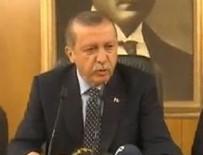 Erdoğan: Bu yola kefenimizle çıktık
