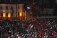 KİLİS VALİSİ - Kilis'te, Darbeciler Protesto Edildi