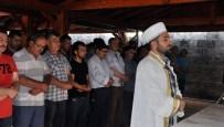 KAZIM ÖZALP - Şehitler İçin Gıyabi Cenaze Namazı Kılındı