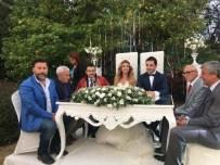 ÖZKAN SÜMER - Trabzonspor Genel Müdürü Sinan Zengin Dünya Evine Girdi