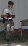 Vahşi Cinayetin Katil Zanlısı Kaçarken Astsubayı Yaraladı