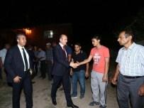LOKMAN ERTÜRK - Bakan Soylu'dan Şehit Ailelerine Taziye Ziyareti