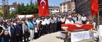 İBRAHİM ATEŞ - Demokrasi Şehidi İbrahim Ateş, Kızılcahamam'da Toprağa Verildi