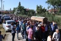 AK PARTİ İL BAŞKAN YARDIMCISI - Demokrasi Şehitleri Son Yolculuklarına Uğurlandı