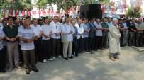 ANADOLU GENÇLIK DERNEĞI - Elazığ'da Darbe Şehitleri İçin Gıyabi Cenaze Namazı Kılındı