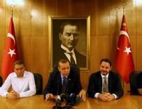 APRON - Erdoğan'ın uçağının pilotu ile kule arasındaki yeni telsiz görüşmesi ortaya çıktı
