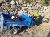 Konya'da 'Pat Pat' Kazası Açıklaması 1 Ölü, 3 Yaralı
