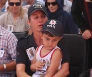 Şehidi 4 Yaşındaki Oğlu Şapkasıyla Uğurladı