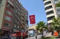 Şehit Gülşah Komiserin Baba Ocağına Türk Bayrağı Asıldı