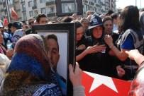ALİ ERCOŞKUN - Şehit Polis Son Yolculuğuna Uğurlandı