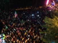 SİİRT VALİSİ - Siirt'te Halk 'Demokrasi Nöbeti'nde
