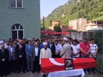 İBRAHIM SAĞıROĞLU - Trabzonlu Darbe Şehidine Son Görev