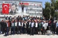 TESLIMIYET - Adıyaman'da Avukatlar Darbeye Karşı Yürüdü