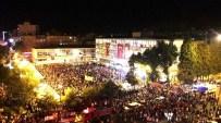 GEZİ OLAYLARI - Adıyaman'da Darbe Nöbetinde On Binler Meydanlarda