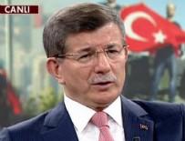 Ahmet Davutoğlu'ndan Akın Öztürk açıklaması