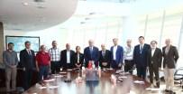 MEDYA ÇALIŞANLARI - Ankara İş Dünyası Platformu Darbe Girişimini Kınadı