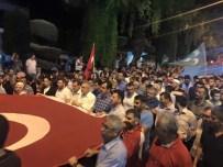 MUSTAFA SAVAŞ - Aydın'da 'Demokrasi Nöbeti' Devam Ediyor
