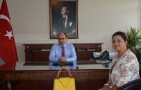 TAHSIN KURTBEYOĞLU - Başhekim Afacan, Söke Kaymakamı Kurtbeyoğlu'nu Ziyaret Etti