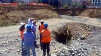 MUSTAFA NECATİ - Başkan Altınok Öz, Yapımı Devam Eden Projeleri Yerinde İnceledi