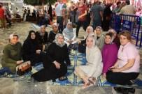 VOLKAN BOZKIR - Eyüp Sultan'da Demokrasi Nöbeti Devam Ediyor
