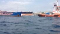KıZ KULESI - İstanbul Boğazı'nda Hareketli Dakikalar