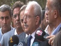 HAYATİ YAZICI - Kılıçdaroğlu'ndan 'idam' açıklaması!