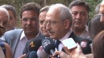 HAYATİ YAZICI - Kılıçdaroğlu'ndan 'İdam' Açıklaması Açıklaması Getirsinler Bakalım