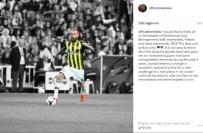 RAUL MEIRELES - Meireles, Fenerbahçe'ye Veda Etti